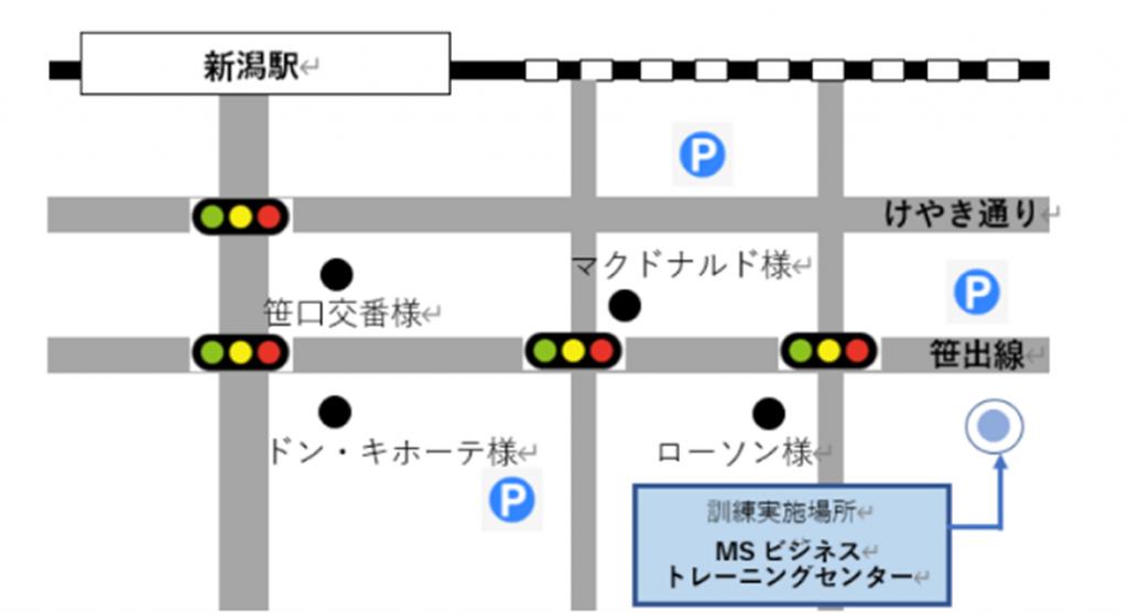 BTC地図